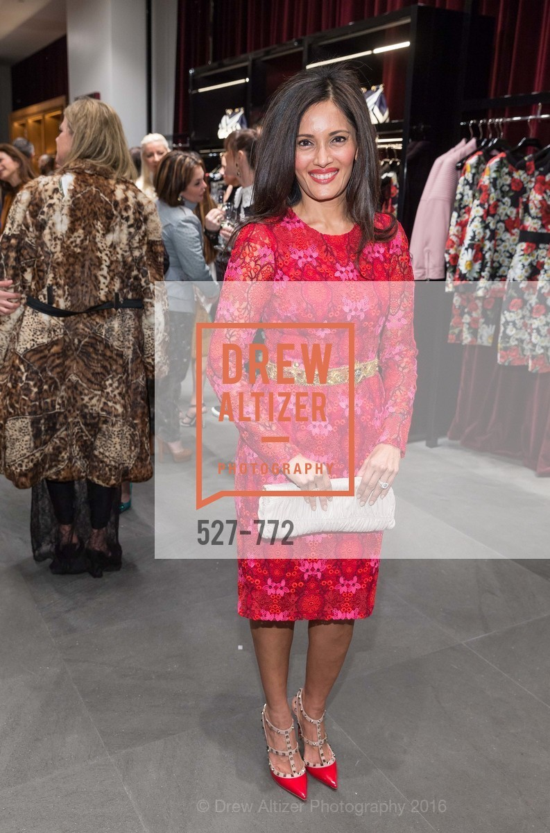 Komal Shah, Dolce and Gabbana Boutique Opens Spring, Dolce and Gabbana Boutique, January 27th, 2016,Drew Altizer, Drew Altizer Photography, full-service event agency, private events, San Francisco photographer, photographer California