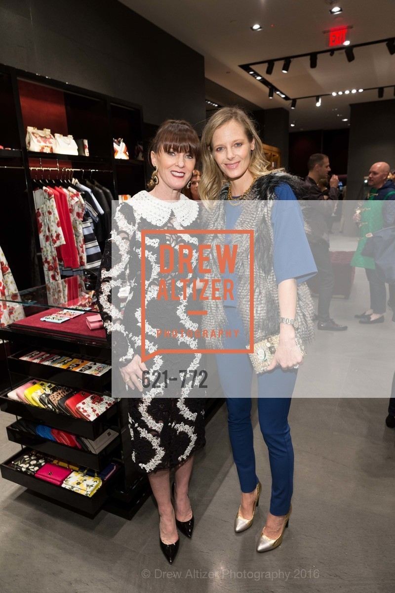 Allison Speer, Katie Traina, Dolce and Gabbana Boutique Opens Spring, Dolce and Gabbana Boutique, January 27th, 2016,Drew Altizer, Drew Altizer Photography, full-service agency, private events, San Francisco photographer, photographer california