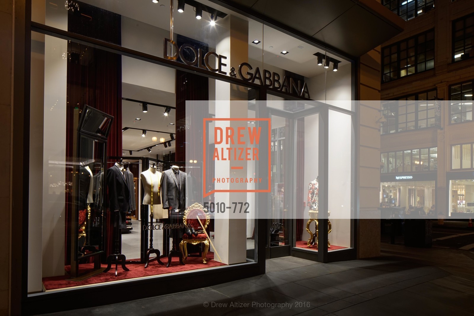 2b23256fb4c Atmosphere at Dolce and Gabbana Boutique Opens Spring