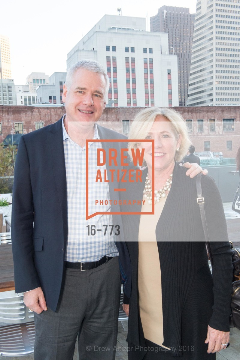 David Costello, Karen Saghi, Sotheby's International Realty's Celebrates the New Year, The Battery, Penthouse. 717 Battery St, January 27th, 2016,Drew Altizer, Drew Altizer Photography, full-service agency, private events, San Francisco photographer, photographer california