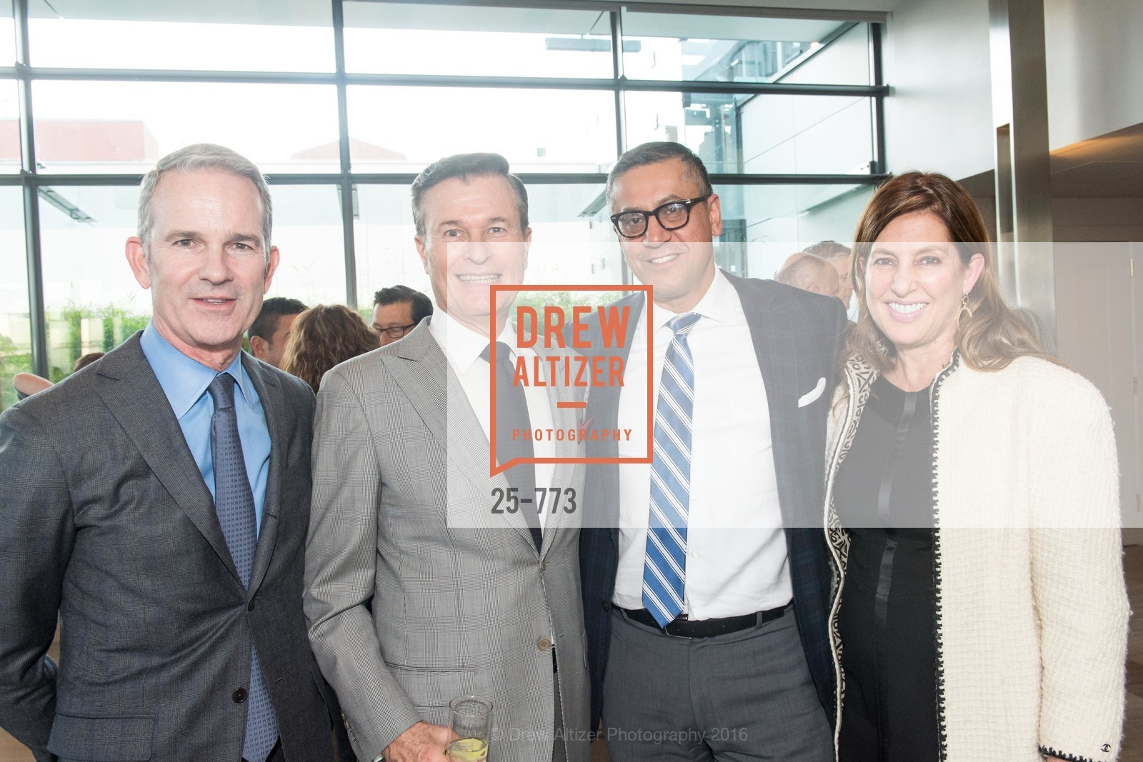 Jeffrey Gibson, Frank Symons, Arthur Sharif, Barbara Sharif, Sotheby's International Realty's Celebrates the New Year, The Battery, Penthouse. 717 Battery St, January 27th, 2016,Drew Altizer, Drew Altizer Photography, full-service agency, private events, San Francisco photographer, photographer california