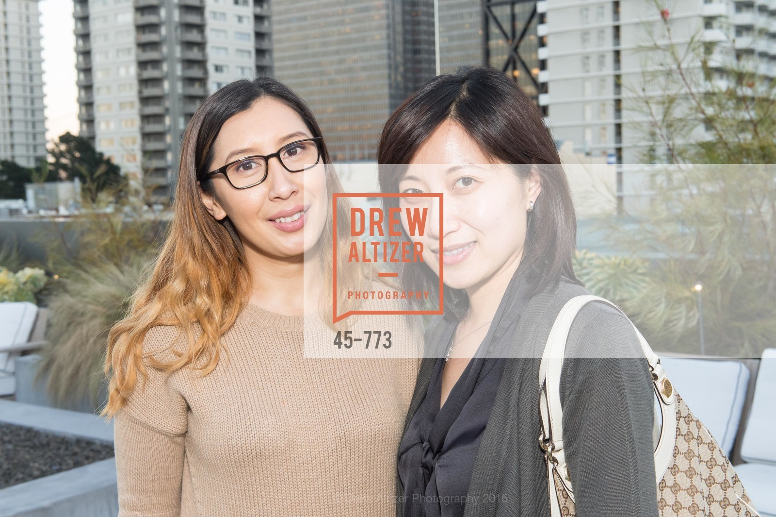 Vecthyna Vilayphone, Samantha Yu, Sotheby's International Realty's Celebrates the New Year, The Battery, Penthouse. 717 Battery St, January 27th, 2016,Drew Altizer, Drew Altizer Photography, full-service agency, private events, San Francisco photographer, photographer california
