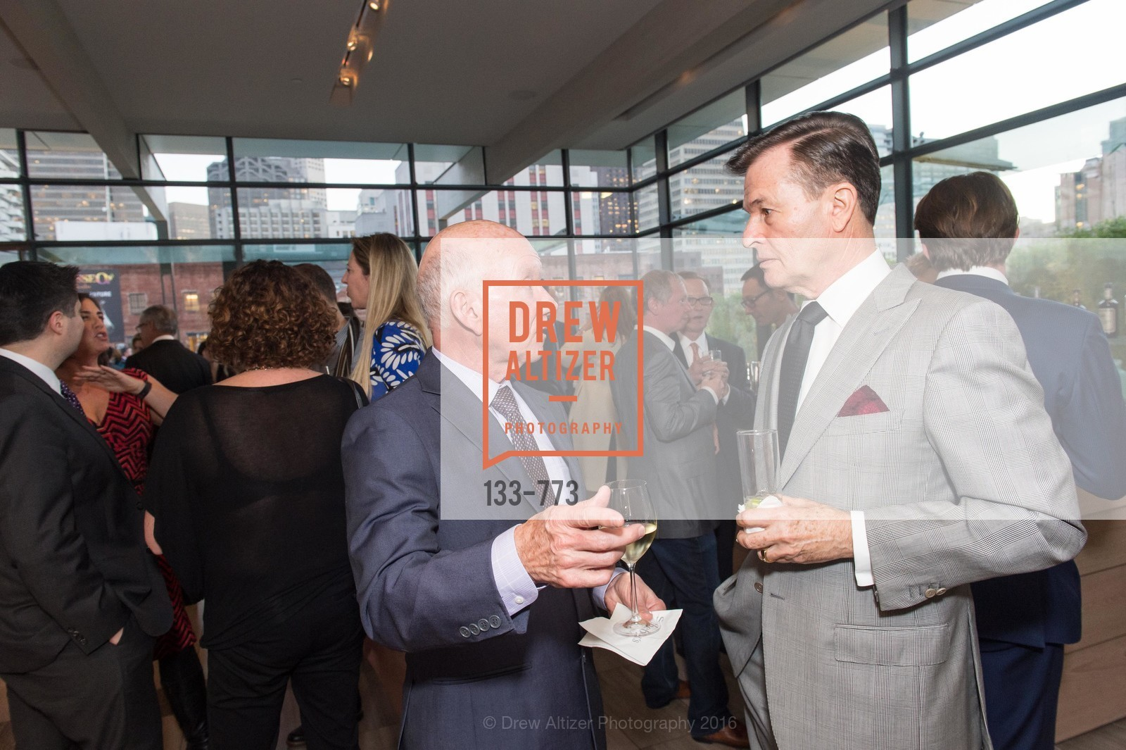 Tom Biss, Frank Symons, Sotheby's International Realty's Celebrates the New Year, The Battery, Penthouse. 717 Battery St, January 27th, 2016,Drew Altizer, Drew Altizer Photography, full-service agency, private events, San Francisco photographer, photographer california