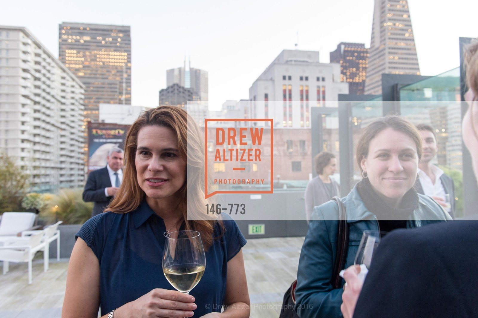 Karen Diemoz, Lisa Faulkner, Sotheby's International Realty's Celebrates the New Year, The Battery, Penthouse. 717 Battery St, January 27th, 2016,Drew Altizer, Drew Altizer Photography, full-service agency, private events, San Francisco photographer, photographer california