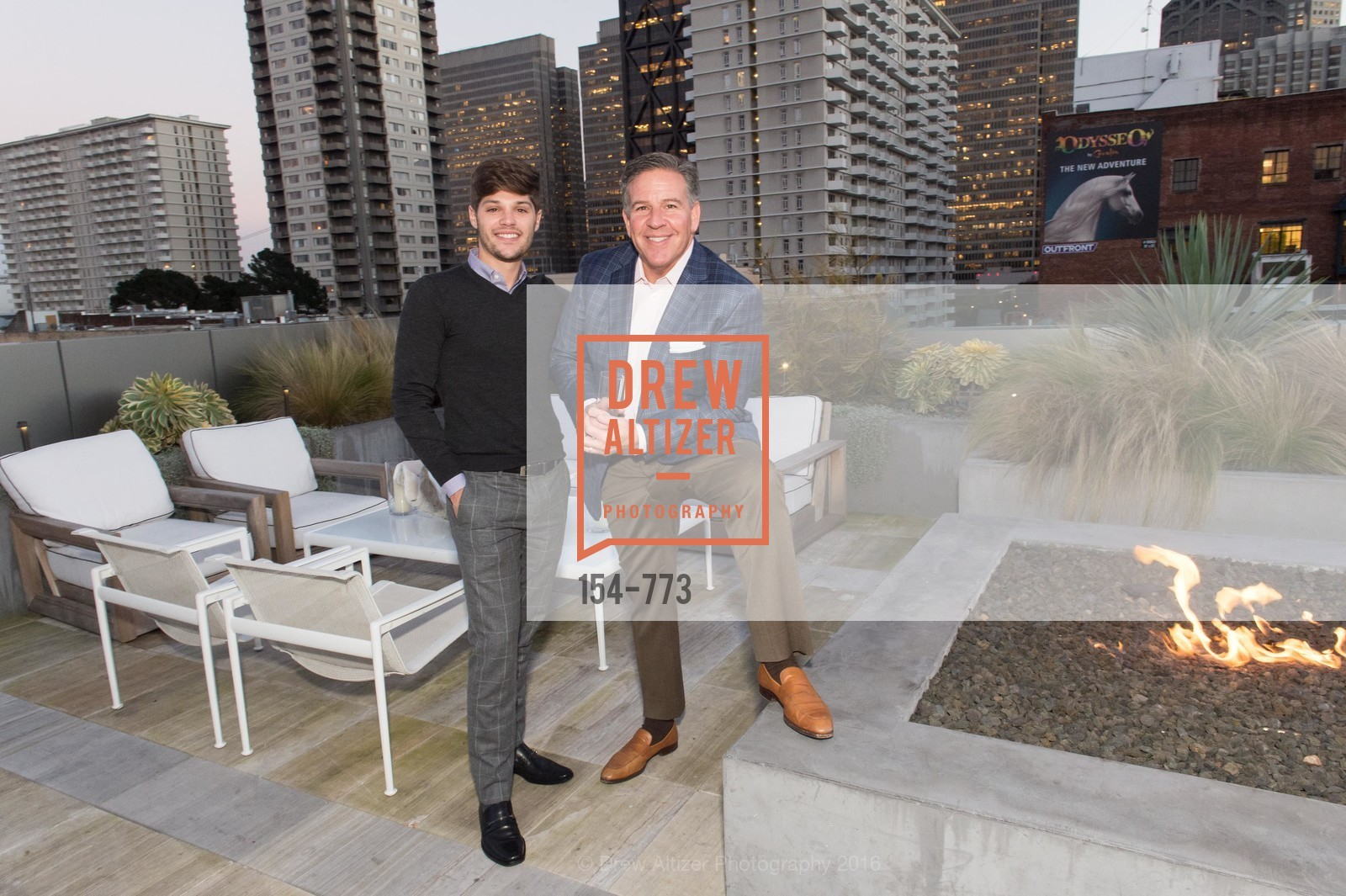 Jonathan Bentley, Gregg Lynn, Sotheby's International Realty's Celebrates the New Year, The Battery, Penthouse. 717 Battery St, January 27th, 2016,Drew Altizer, Drew Altizer Photography, full-service agency, private events, San Francisco photographer, photographer california
