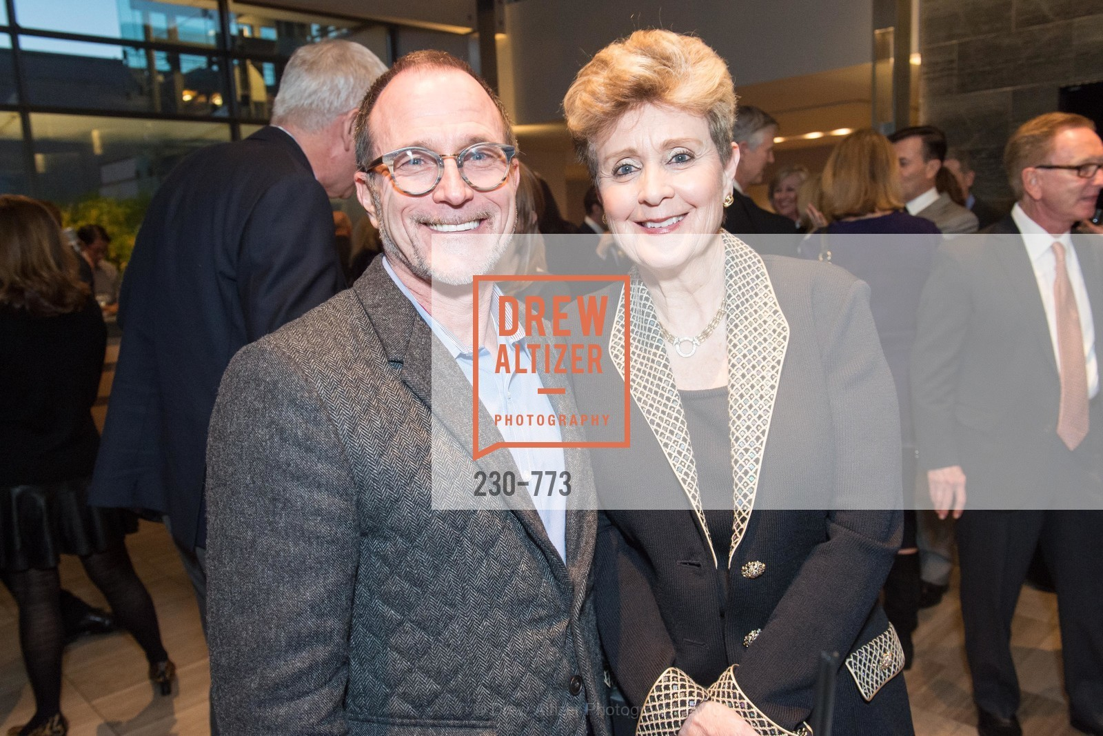 Brad Smith, Mary Lace, Sotheby's International Realty's Celebrates the New Year, The Battery, Penthouse. 717 Battery St, January 27th, 2016,Drew Altizer, Drew Altizer Photography, full-service agency, private events, San Francisco photographer, photographer california