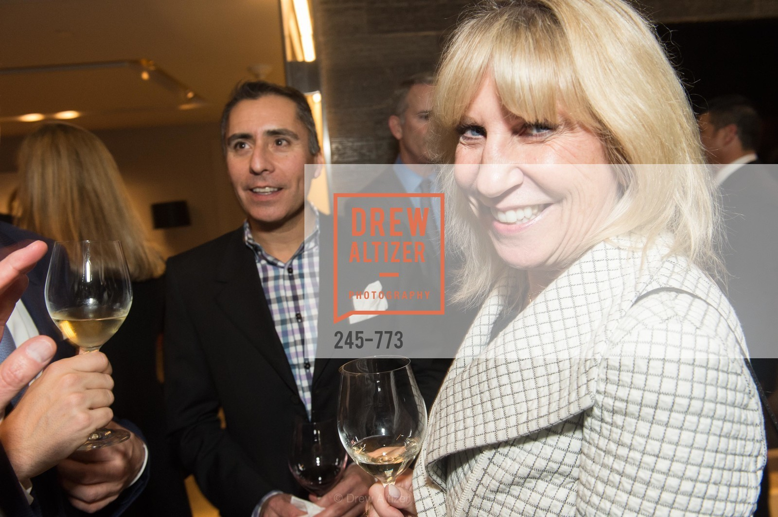 Paul Ybarbo, Kathy Korte, Sotheby's International Realty's Celebrates the New Year, The Battery, Penthouse. 717 Battery St, January 27th, 2016,Drew Altizer, Drew Altizer Photography, full-service agency, private events, San Francisco photographer, photographer california