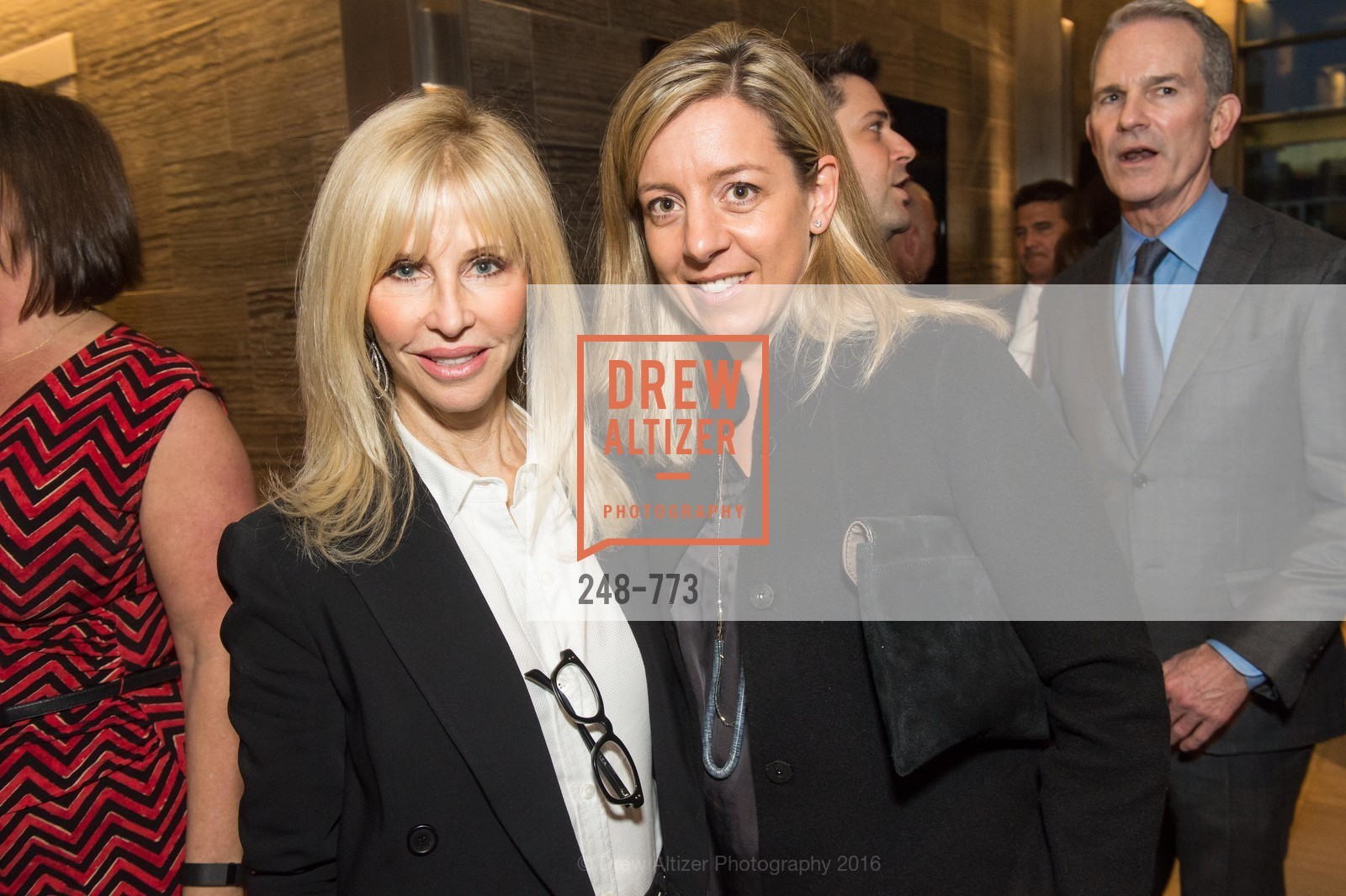 Ginger Martin, Dana Trotter, Sotheby's International Realty's Celebrates the New Year, The Battery, Penthouse. 717 Battery St, January 27th, 2016