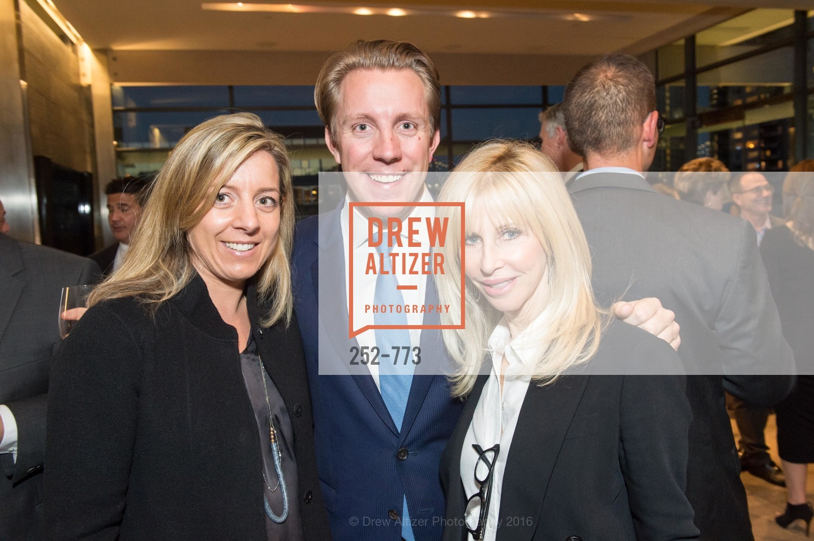 Dana Trotter, Brad Nelson, Ginger Martin, Sotheby's International Realty's Celebrates the New Year, The Battery, Penthouse. 717 Battery St, January 27th, 2016,Drew Altizer, Drew Altizer Photography, full-service agency, private events, San Francisco photographer, photographer california
