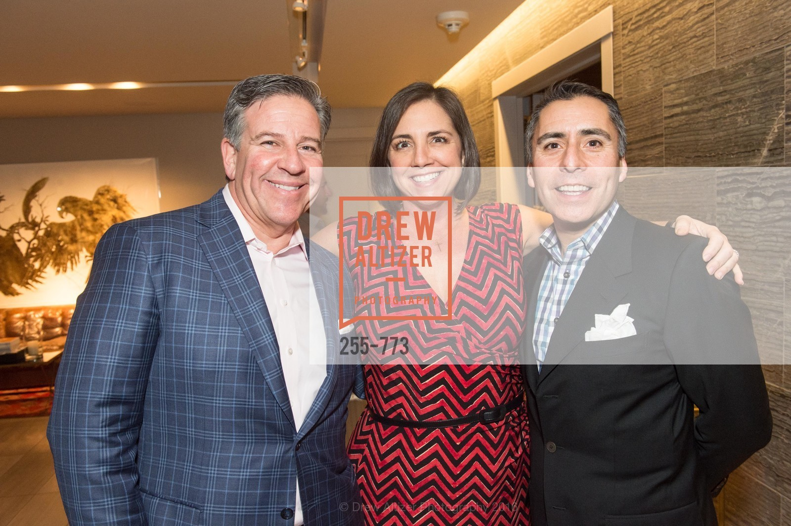 Gregg Lynn, Rachelle Martini, Paul Ybarbo, Sotheby's International Realty's Celebrates the New Year, The Battery, Penthouse. 717 Battery St, January 27th, 2016,Drew Altizer, Drew Altizer Photography, full-service agency, private events, San Francisco photographer, photographer california