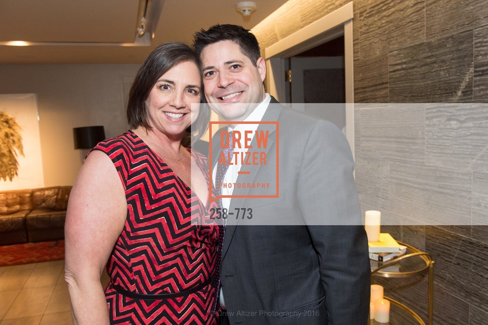 Rachelle Martini, James Testa, Sotheby's International Realty's Celebrates the New Year, The Battery, Penthouse. 717 Battery St, January 27th, 2016,Drew Altizer, Drew Altizer Photography, full-service agency, private events, San Francisco photographer, photographer california