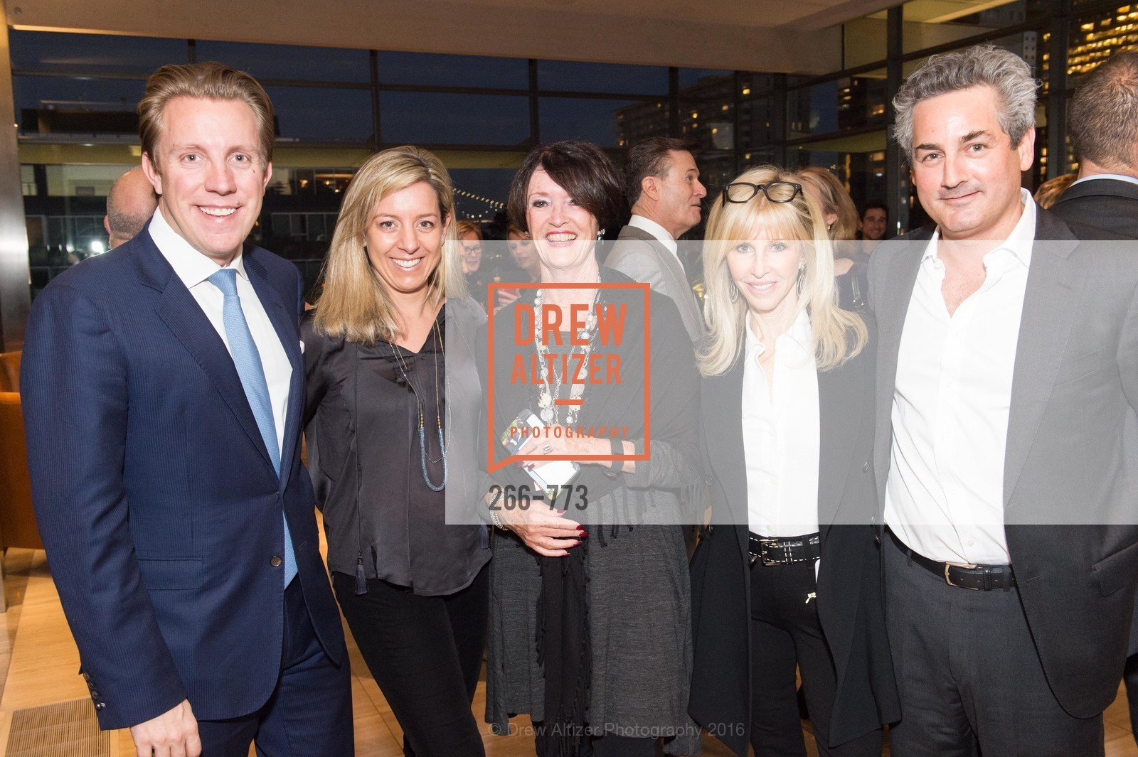Brad Nelson, Dana Trotter, Suzanne Perkins, Ginger Martin, Jeremy Stein, Sotheby's International Realty's Celebrates the New Year, The Battery, Penthouse. 717 Battery St, January 27th, 2016,Drew Altizer, Drew Altizer Photography, full-service event agency, private events, San Francisco photographer, photographer California