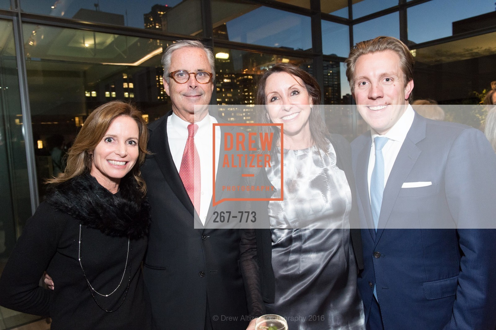Carrie Goodman, Jack Cotton, Lisa Miller, Brad Nelson, Sotheby's International Realty's Celebrates the New Year, The Battery, Penthouse. 717 Battery St, January 27th, 2016,Drew Altizer, Drew Altizer Photography, full-service agency, private events, San Francisco photographer, photographer california