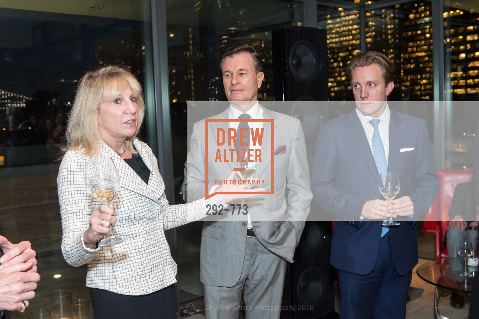 Kathy Korte, Frank Symons, Brad Nelson, Sotheby's International Realty's Celebrates the New Year, The Battery, Penthouse. 717 Battery St, January 27th, 2016,Drew Altizer, Drew Altizer Photography, full-service agency, private events, San Francisco photographer, photographer california