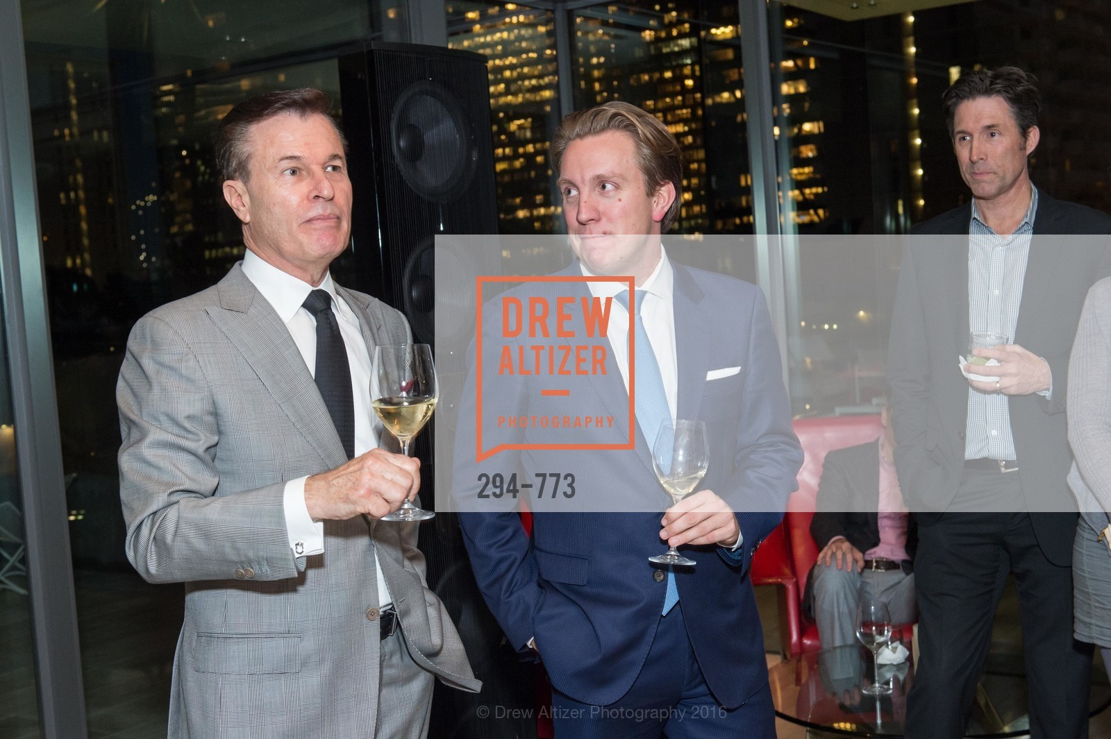 Frank Symons, Brad Nelson, Sotheby's International Realty's Celebrates the New Year, The Battery, Penthouse. 717 Battery St, January 27th, 2016,Drew Altizer, Drew Altizer Photography, full-service agency, private events, San Francisco photographer, photographer california