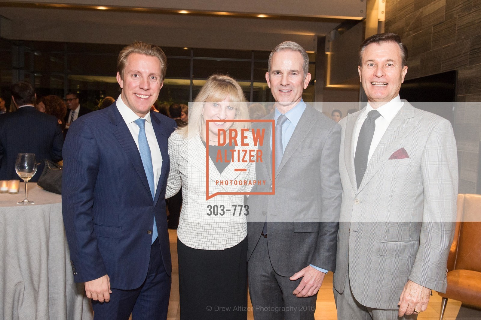 Brad Nelson, Kathy Korte, Jeffrey Gibson, Frank Symons, Sotheby's International Realty's Celebrates the New Year, The Battery, Penthouse. 717 Battery St, January 27th, 2016,Drew Altizer, Drew Altizer Photography, full-service event agency, private events, San Francisco photographer, photographer California
