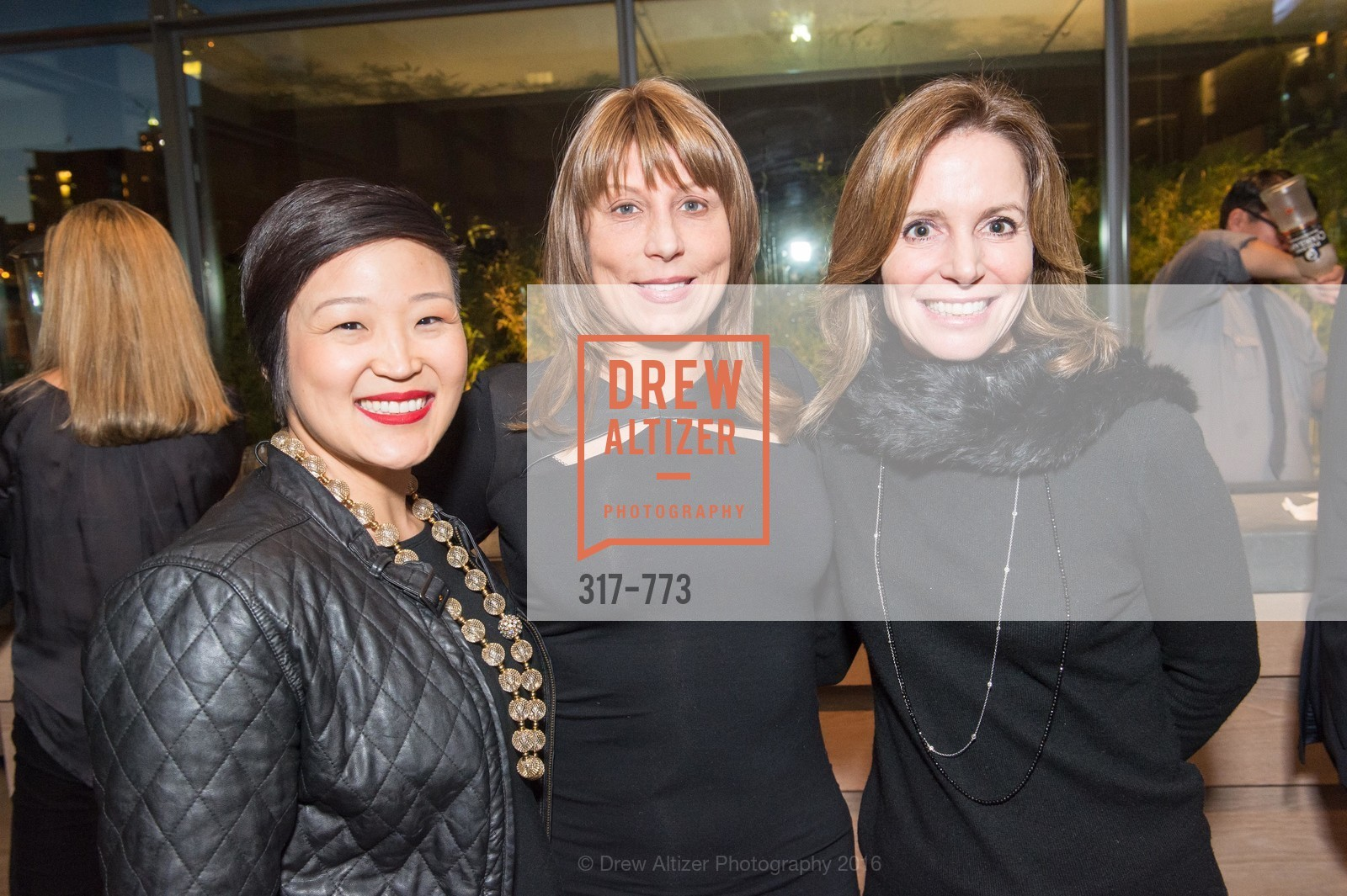 Kelly Kang, Amanda Jones, Carrie Goodman, Sotheby's International Realty's Celebrates the New Year, The Battery, Penthouse. 717 Battery St, January 27th, 2016,Drew Altizer, Drew Altizer Photography, full-service agency, private events, San Francisco photographer, photographer california