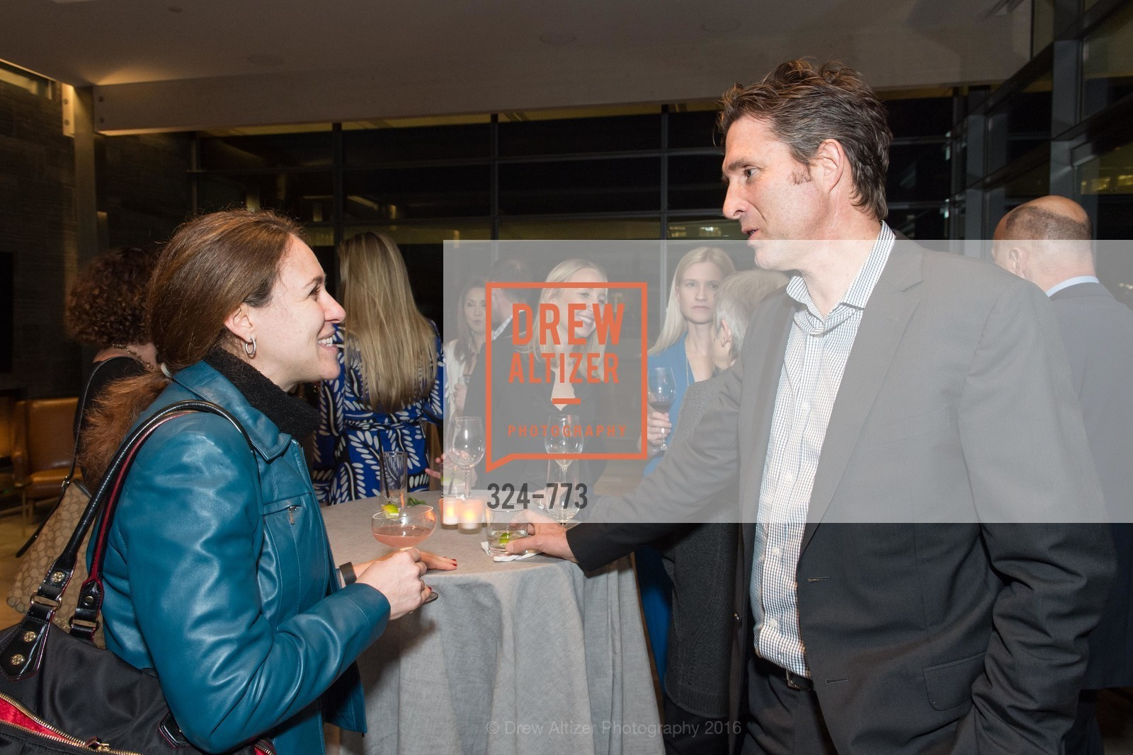 Lisa Faulkner, Paul Warrin, Sotheby's International Realty's Celebrates the New Year, The Battery, Penthouse. 717 Battery St, January 27th, 2016,Drew Altizer, Drew Altizer Photography, full-service agency, private events, San Francisco photographer, photographer california