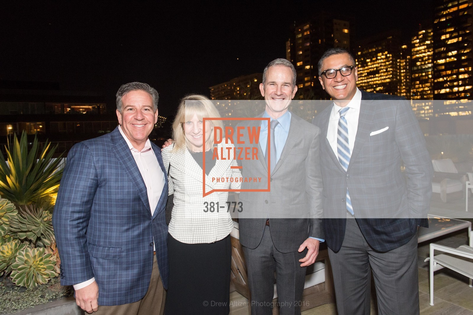 Gregg Lynn, Kathy Korte, Jeffrey Gibson, Arthur Sharif, Sotheby's International Realty's Celebrates the New Year, The Battery, Penthouse. 717 Battery St, January 27th, 2016,Drew Altizer, Drew Altizer Photography, full-service agency, private events, San Francisco photographer, photographer california