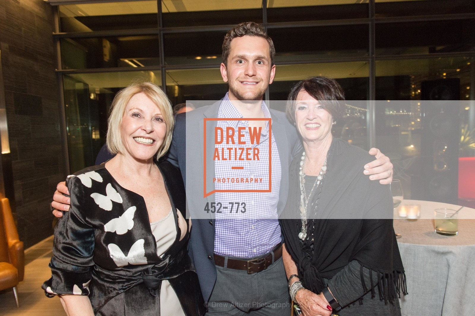 Gloria Smith, Neill Bassi, Suzanne Perkins, Sotheby's International Realty's Celebrates the New Year, The Battery, Penthouse. 717 Battery St, January 27th, 2016,Drew Altizer, Drew Altizer Photography, full-service agency, private events, San Francisco photographer, photographer california