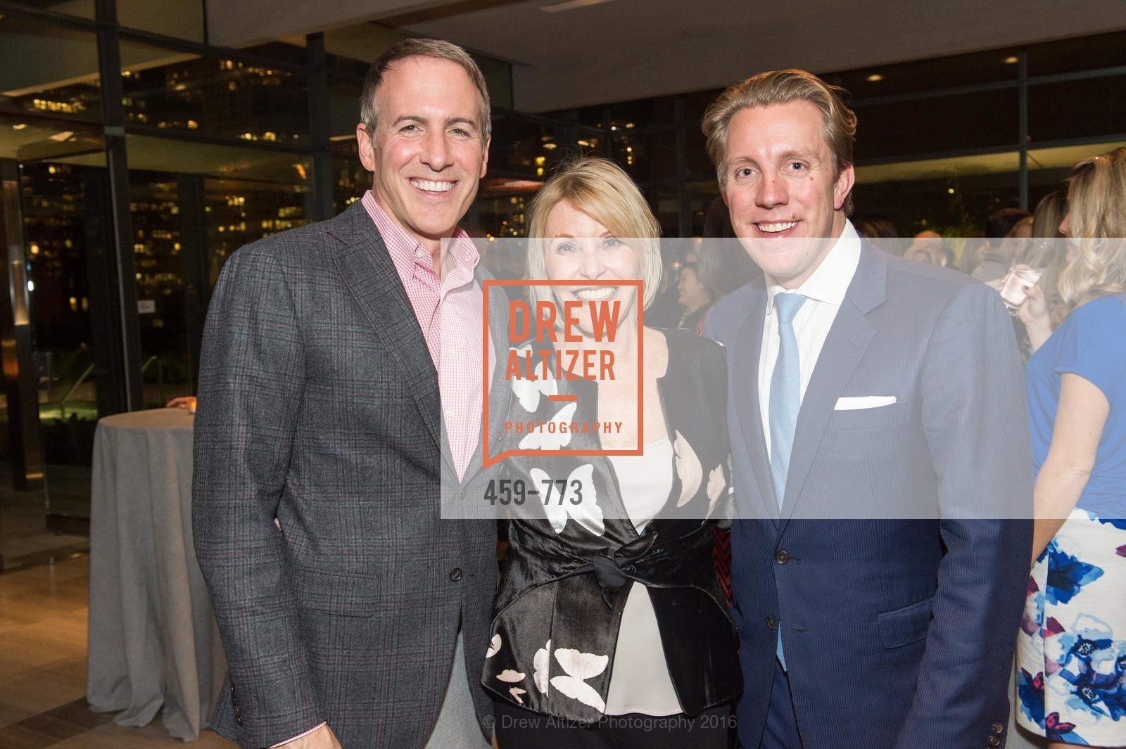 Jon Taylor, Gloria Smith, Brad Nelson, Sotheby's International Realty's Celebrates the New Year, The Battery, Penthouse. 717 Battery St, January 27th, 2016,Drew Altizer, Drew Altizer Photography, full-service agency, private events, San Francisco photographer, photographer california