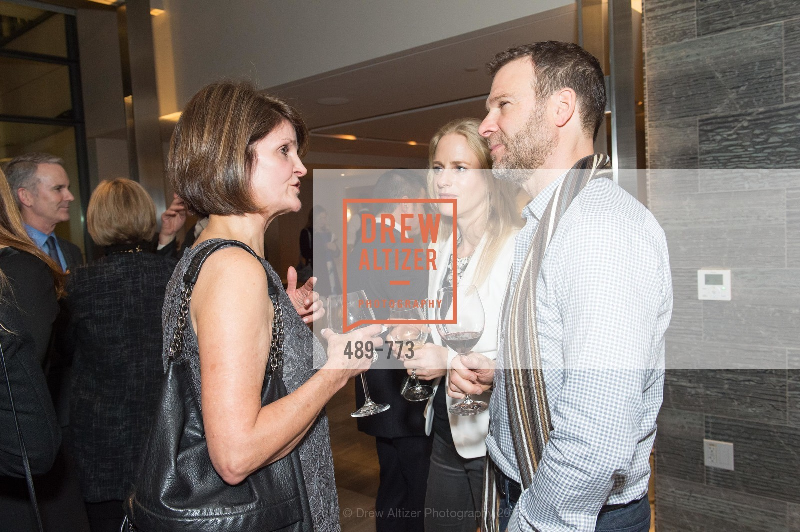 Jessica Wynne, Robert Levy, Sotheby's International Realty's Celebrates the New Year, The Battery, Penthouse. 717 Battery St, January 27th, 2016