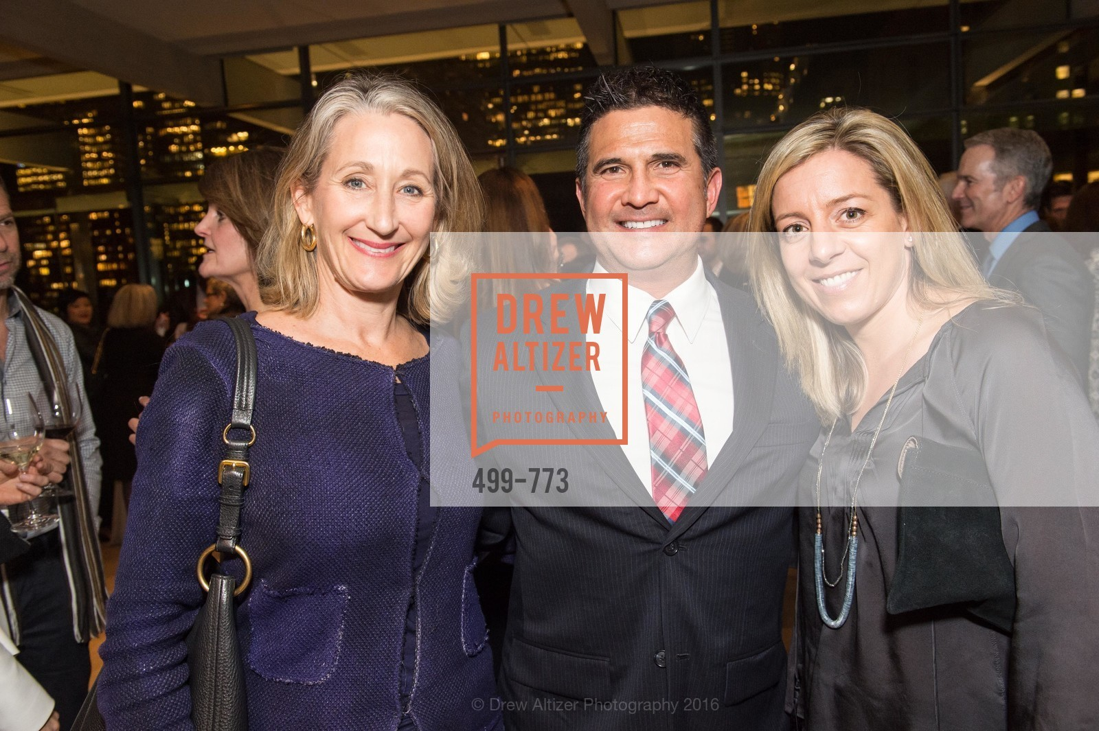 Gael Bruno, Jonathan Soh, Dana Trotter, Sotheby's International Realty's Celebrates the New Year, The Battery, Penthouse. 717 Battery St, January 27th, 2016,Drew Altizer, Drew Altizer Photography, full-service agency, private events, San Francisco photographer, photographer california