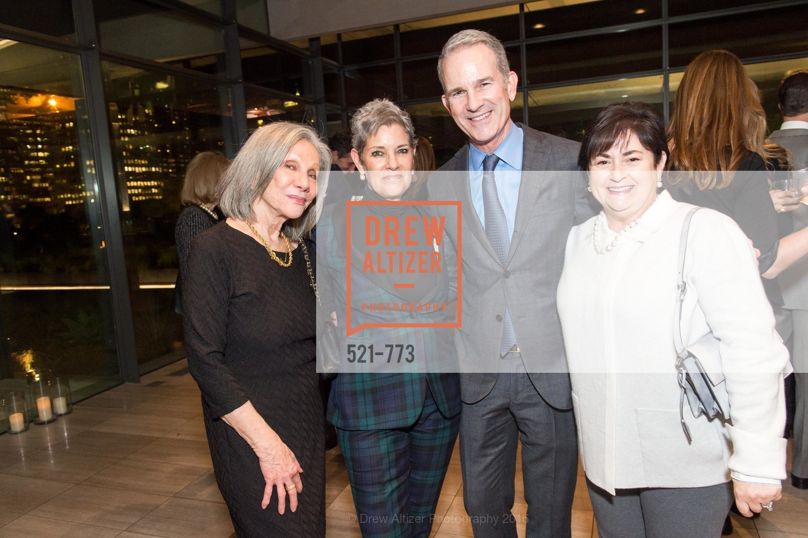 Analuz Holloway, Mary Lou Castellanos, Jeffrey Gibson, Janet Schindler, Sotheby's International Realty's Celebrates the New Year, The Battery, Penthouse. 717 Battery St, January 27th, 2016,Drew Altizer, Drew Altizer Photography, full-service agency, private events, San Francisco photographer, photographer california