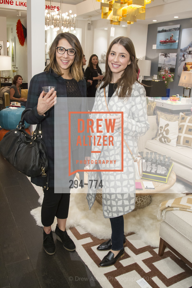 Rosie Milem, Rachel Phillips, Jonathan Adler Sip & Shop with Cultivar Wine & The JetSetting Fashionista, Jonathan Adler Store. 2133 Fillmore Street SF, CA, January 28th, 2016,Drew Altizer, Drew Altizer Photography, full-service agency, private events, San Francisco photographer, photographer california