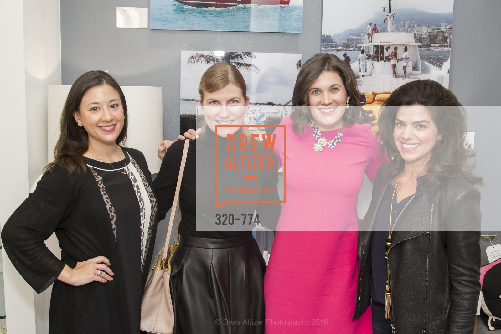 Melissa Farrar, Lucy Milligan Wall, Emily Martin, Jonathan Adler Sip & Shop with Cultivar Wine & The JetSetting Fashionista, Jonathan Adler Store. 2133 Fillmore Street SF, CA, January 28th, 2016,Drew Altizer, Drew Altizer Photography, full-service event agency, private events, San Francisco photographer, photographer California
