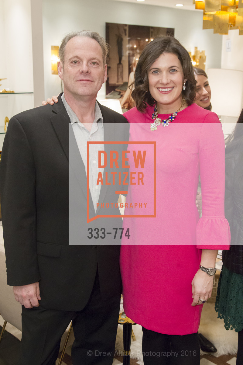 Fred Swan, Emily Martin, Jonathan Adler Sip & Shop with Cultivar Wine & The JetSetting Fashionista, Jonathan Adler Store. 2133 Fillmore Street SF, CA, January 28th, 2016,Drew Altizer, Drew Altizer Photography, full-service agency, private events, San Francisco photographer, photographer california