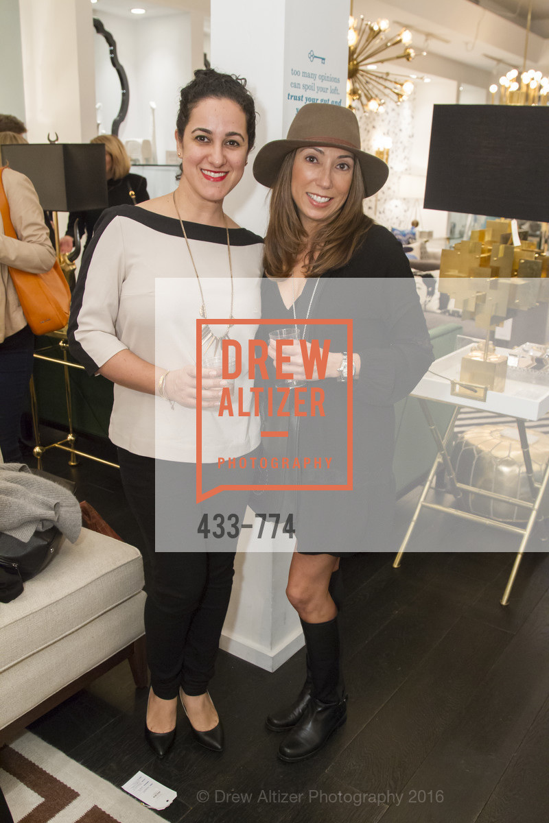Beata Nazam, Patricia Drummond, Jonathan Adler Sip & Shop with Cultivar Wine & The JetSetting Fashionista, Jonathan Adler Store. 2133 Fillmore Street SF, CA, January 28th, 2016,Drew Altizer, Drew Altizer Photography, full-service agency, private events, San Francisco photographer, photographer california