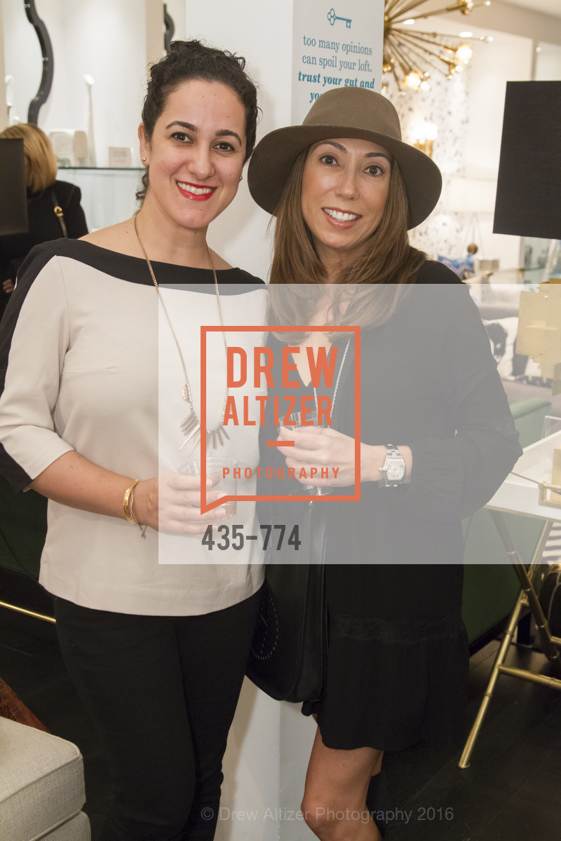 Beata Nazam, Patricia Drummond, Jonathan Adler Sip & Shop with Cultivar Wine & The JetSetting Fashionista, Jonathan Adler Store. 2133 Fillmore Street SF, CA, January 28th, 2016,Drew Altizer, Drew Altizer Photography, full-service event agency, private events, San Francisco photographer, photographer California