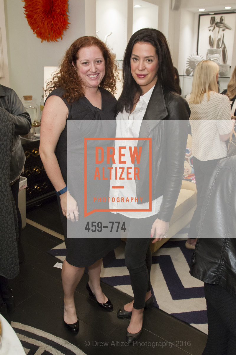 Lauren McCreery, Becky Ascher, Jonathan Adler Sip & Shop with Cultivar Wine & The JetSetting Fashionista, Jonathan Adler Store. 2133 Fillmore Street SF, CA, January 28th, 2016,Drew Altizer, Drew Altizer Photography, full-service agency, private events, San Francisco photographer, photographer california