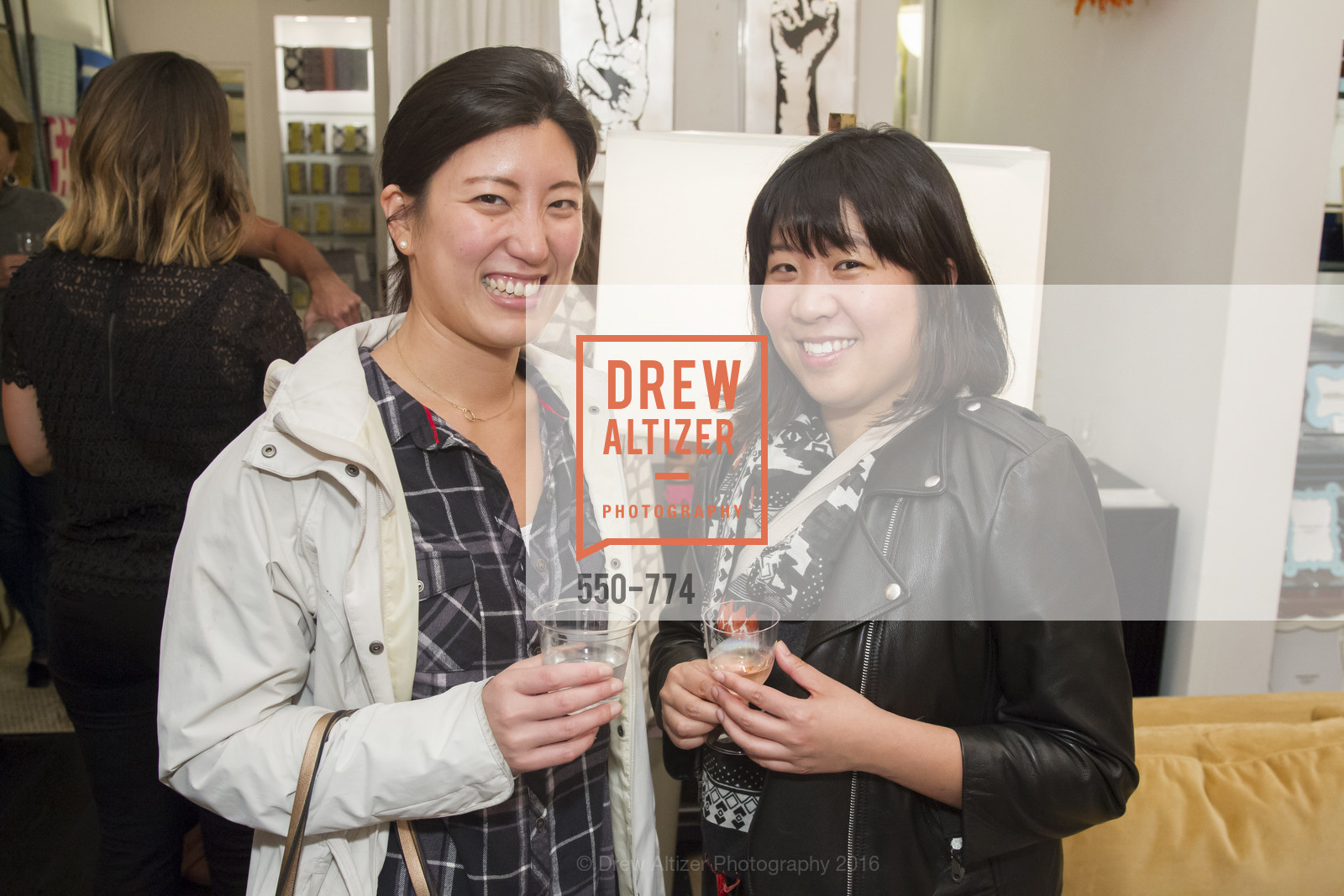 Diane Wang, Jennifer Liou, Jonathan Adler Sip & Shop with Cultivar Wine & The JetSetting Fashionista, Jonathan Adler Store. 2133 Fillmore Street SF, CA, January 28th, 2016,Drew Altizer, Drew Altizer Photography, full-service agency, private events, San Francisco photographer, photographer california