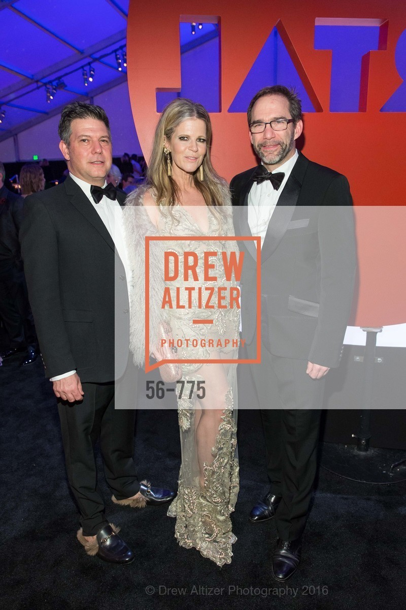Leo Villareal, Yvonne Force Villareal, Larry Rinder, UC Berkeley Art Museum & Pacific Film Archive Gala, BAMPFA. 2120 Oxford Street, January 28th, 2016,Drew Altizer, Drew Altizer Photography, full-service event agency, private events, San Francisco photographer, photographer California
