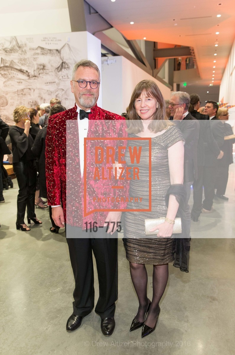 Nion McEvoy, Lesie Berriman, UC Berkeley Art Museum & Pacific Film Archive Gala, BAMPFA. 2120 Oxford Street, January 28th, 2016,Drew Altizer, Drew Altizer Photography, full-service agency, private events, San Francisco photographer, photographer california