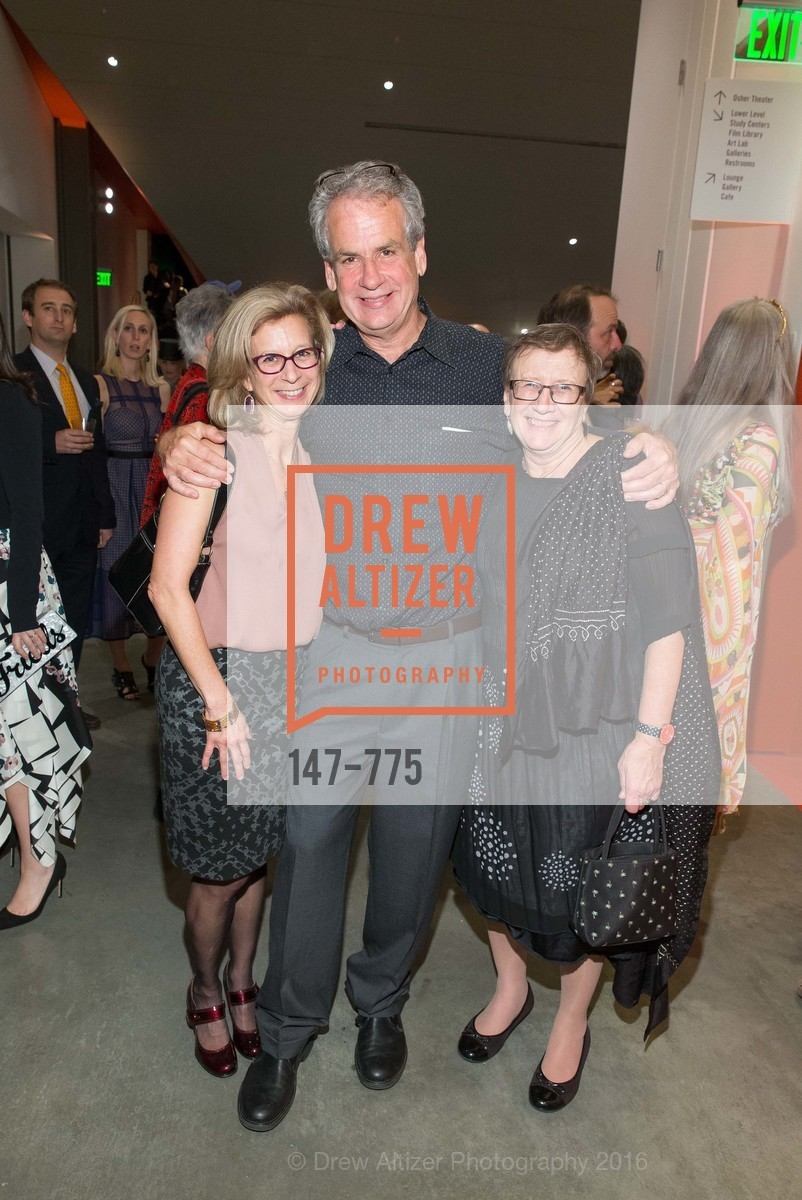 Francine Jolton, David Stone, Julia White, UC Berkeley Art Museum & Pacific Film Archive Gala, BAMPFA. 2120 Oxford Street, January 28th, 2016,Drew Altizer, Drew Altizer Photography, full-service agency, private events, San Francisco photographer, photographer california