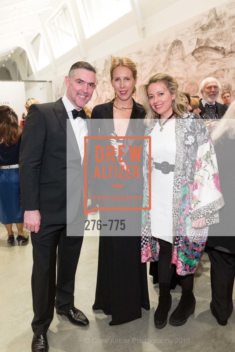 Matt Carey Williams, Lauren Goodman, Philae Knight, UC Berkeley Art Museum & Pacific Film Archive Gala, BAMPFA. 2120 Oxford Street, January 28th, 2016,Drew Altizer, Drew Altizer Photography, full-service agency, private events, San Francisco photographer, photographer california