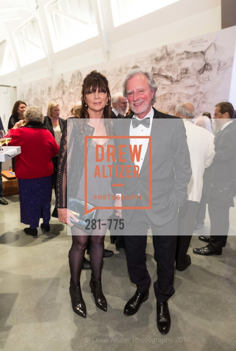 Kelly Sultan, Philip Kaufman, UC Berkeley Art Museum & Pacific Film Archive Gala, BAMPFA. 2120 Oxford Street, January 28th, 2016,Drew Altizer, Drew Altizer Photography, full-service agency, private events, San Francisco photographer, photographer california