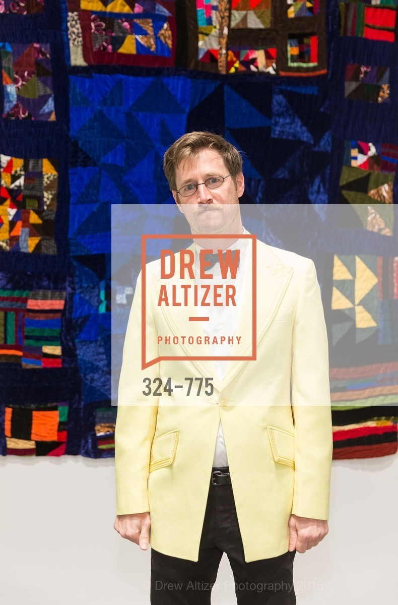 Colter Jacobsen, UC Berkeley Art Museum & Pacific Film Archive Gala, BAMPFA. 2120 Oxford Street, January 28th, 2016,Drew Altizer, Drew Altizer Photography, full-service agency, private events, San Francisco photographer, photographer california