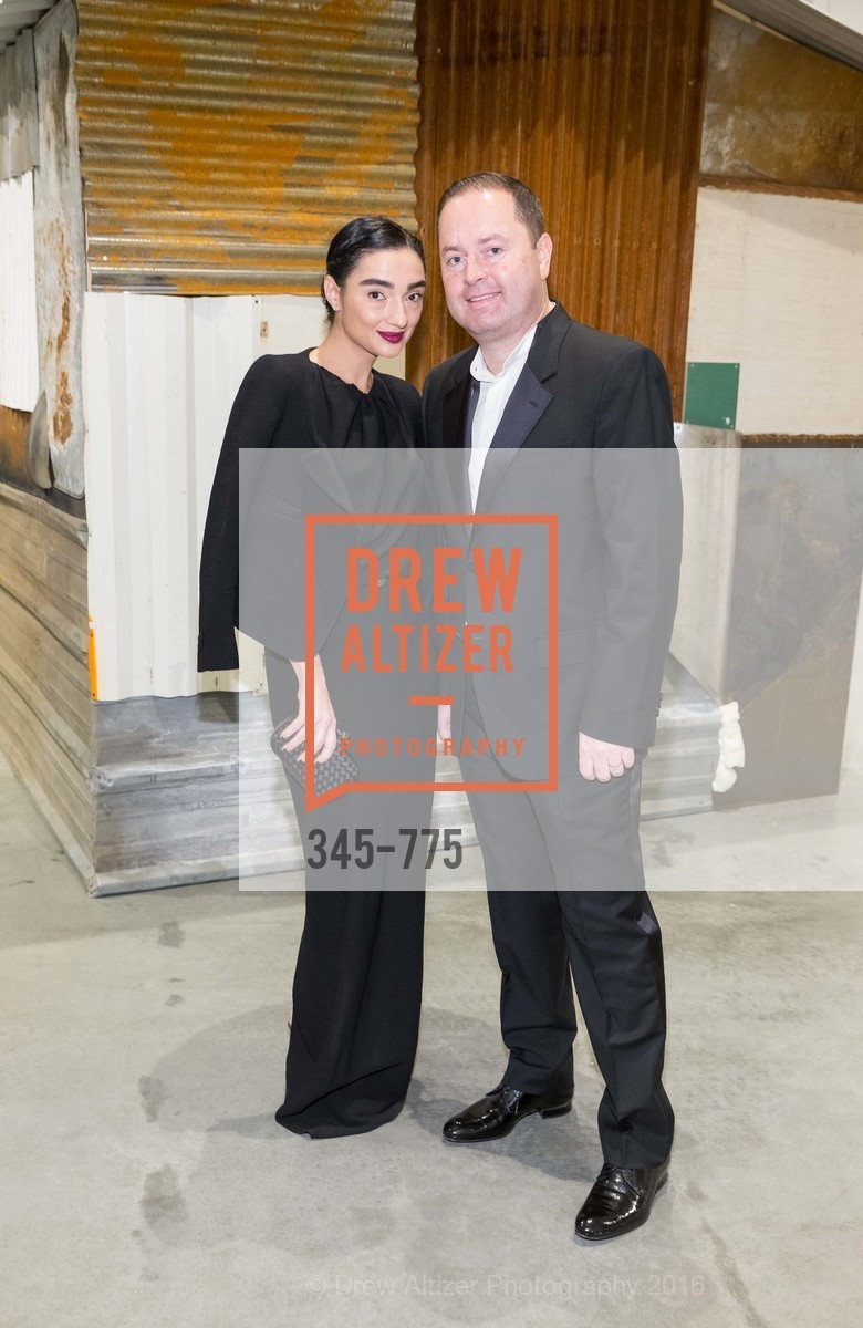Olya Dzilikhova, Edward Dubrovsky, UC Berkeley Art Museum & Pacific Film Archive Gala, BAMPFA. 2120 Oxford Street, January 28th, 2016,Drew Altizer, Drew Altizer Photography, full-service agency, private events, San Francisco photographer, photographer california