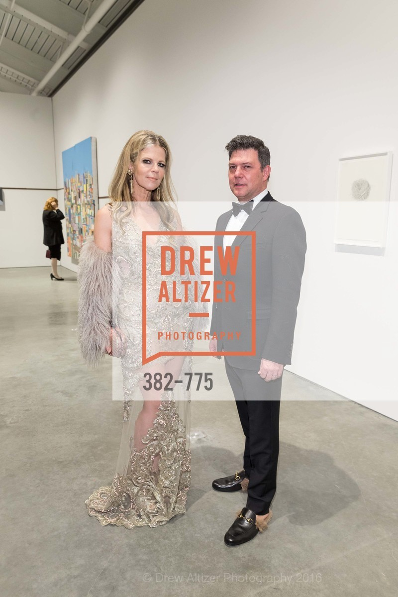 Yvonne Force Villareal, Leo Villareal, UC Berkeley Art Museum & Pacific Film Archive Gala, BAMPFA. 2120 Oxford Street, January 28th, 2016,Drew Altizer, Drew Altizer Photography, full-service agency, private events, San Francisco photographer, photographer california