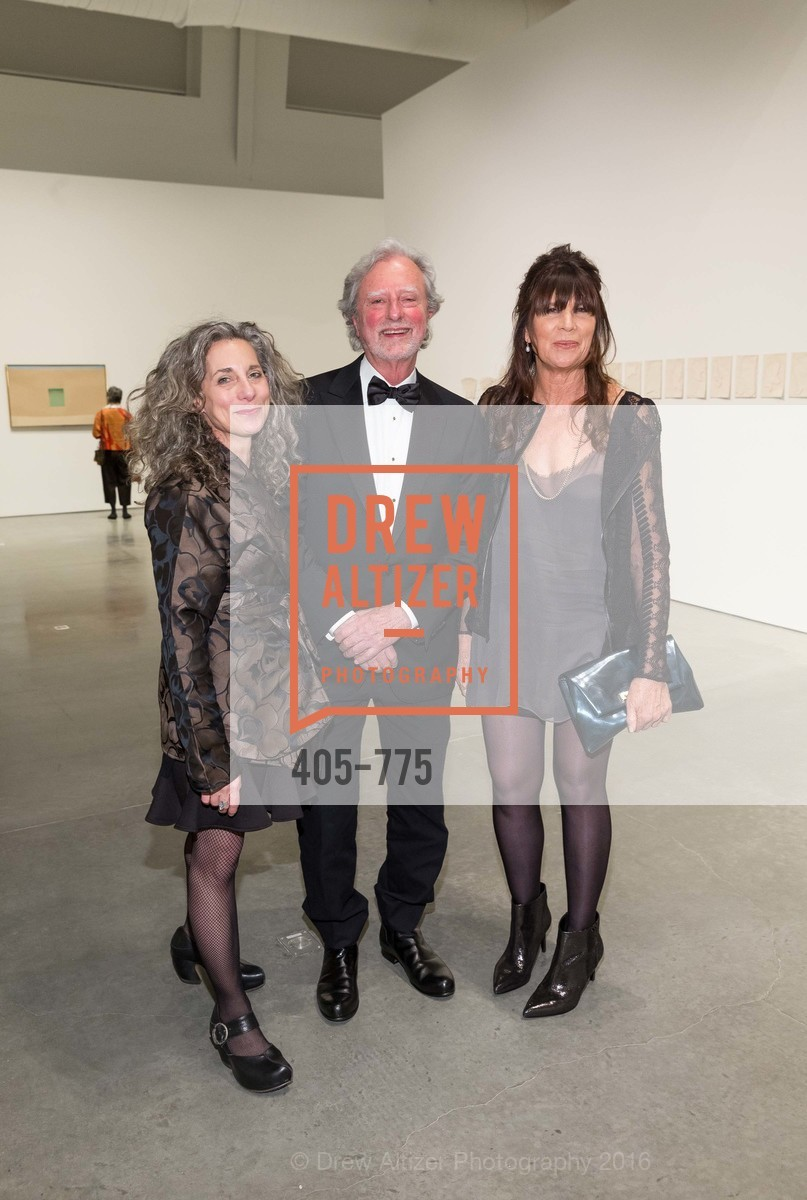 Frish Brandt, Peter Kaufman, Kelly Sultan, UC Berkeley Art Museum & Pacific Film Archive Gala, BAMPFA. 2120 Oxford Street, January 28th, 2016,Drew Altizer, Drew Altizer Photography, full-service agency, private events, San Francisco photographer, photographer california