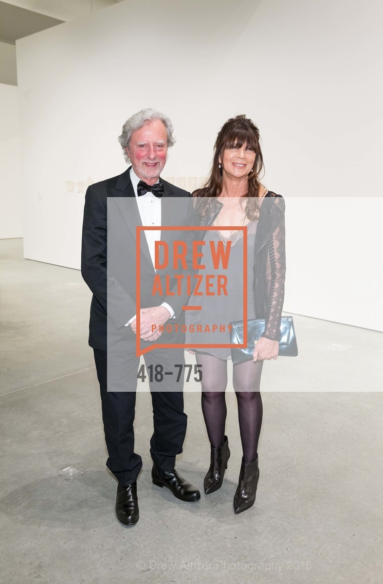 Peter Kaufman, Kelly Sultan, UC Berkeley Art Museum & Pacific Film Archive Gala, BAMPFA. 2120 Oxford Street, January 28th, 2016,Drew Altizer, Drew Altizer Photography, full-service agency, private events, San Francisco photographer, photographer california