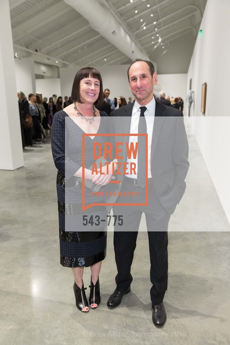 Carla Emil, Rich Silverstein, UC Berkeley Art Museum & Pacific Film Archive Gala, BAMPFA. 2120 Oxford Street, January 28th, 2016,Drew Altizer, Drew Altizer Photography, full-service agency, private events, San Francisco photographer, photographer california