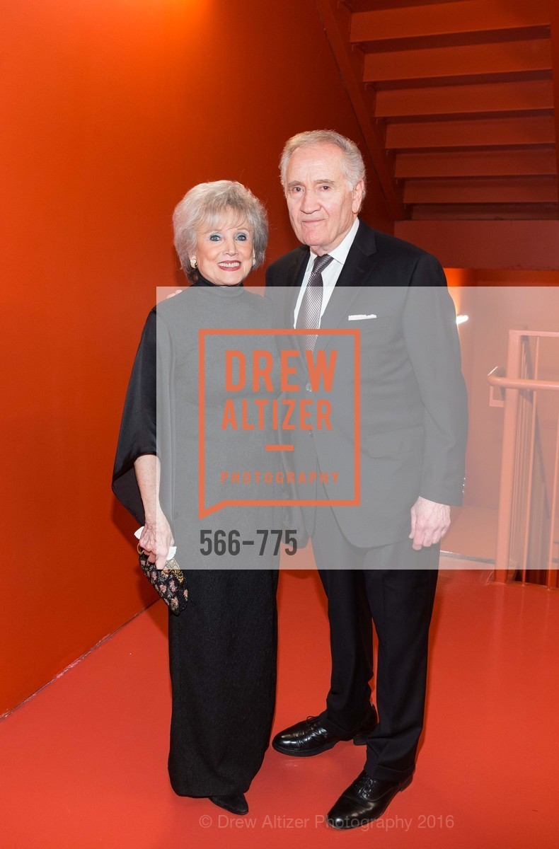 Barbara Kaufman, Ron Kaufman, UC Berkeley Art Museum & Pacific Film Archive Gala, BAMPFA. 2120 Oxford Street, January 28th, 2016,Drew Altizer, Drew Altizer Photography, full-service event agency, private events, San Francisco photographer, photographer California