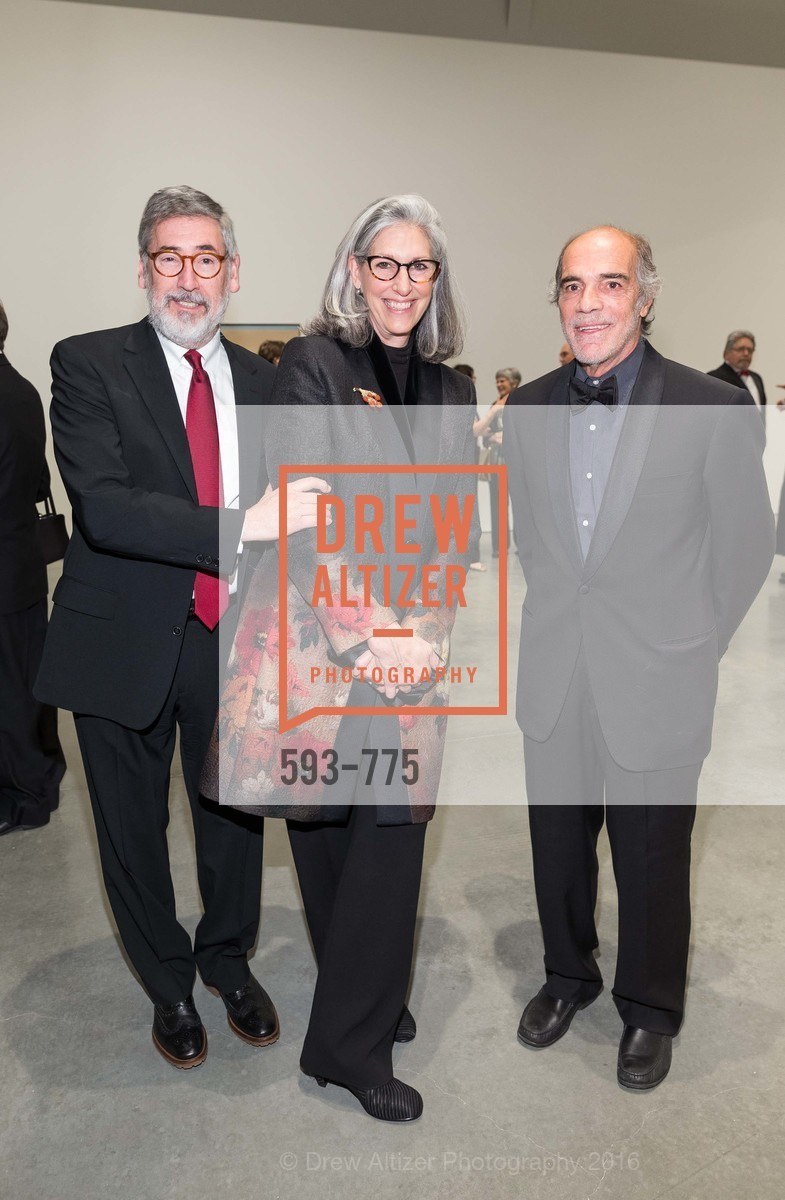 John Landis, Deborah Landis, Ned Topham, UC Berkeley Art Museum & Pacific Film Archive Gala, BAMPFA. 2120 Oxford Street, January 28th, 2016,Drew Altizer, Drew Altizer Photography, full-service agency, private events, San Francisco photographer, photographer california