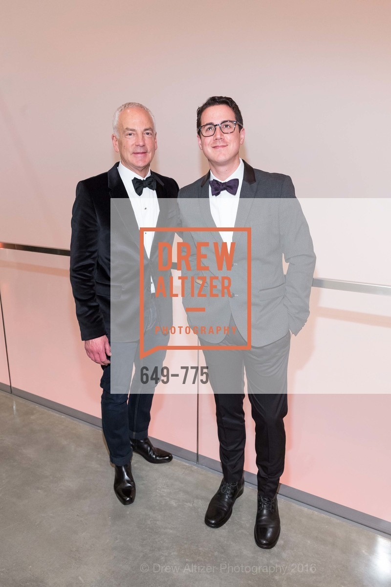 Jeff Farber, Kyle Marinshaw, UC Berkeley Art Museum & Pacific Film Archive Gala, BAMPFA. 2120 Oxford Street, January 28th, 2016,Drew Altizer, Drew Altizer Photography, full-service event agency, private events, San Francisco photographer, photographer California