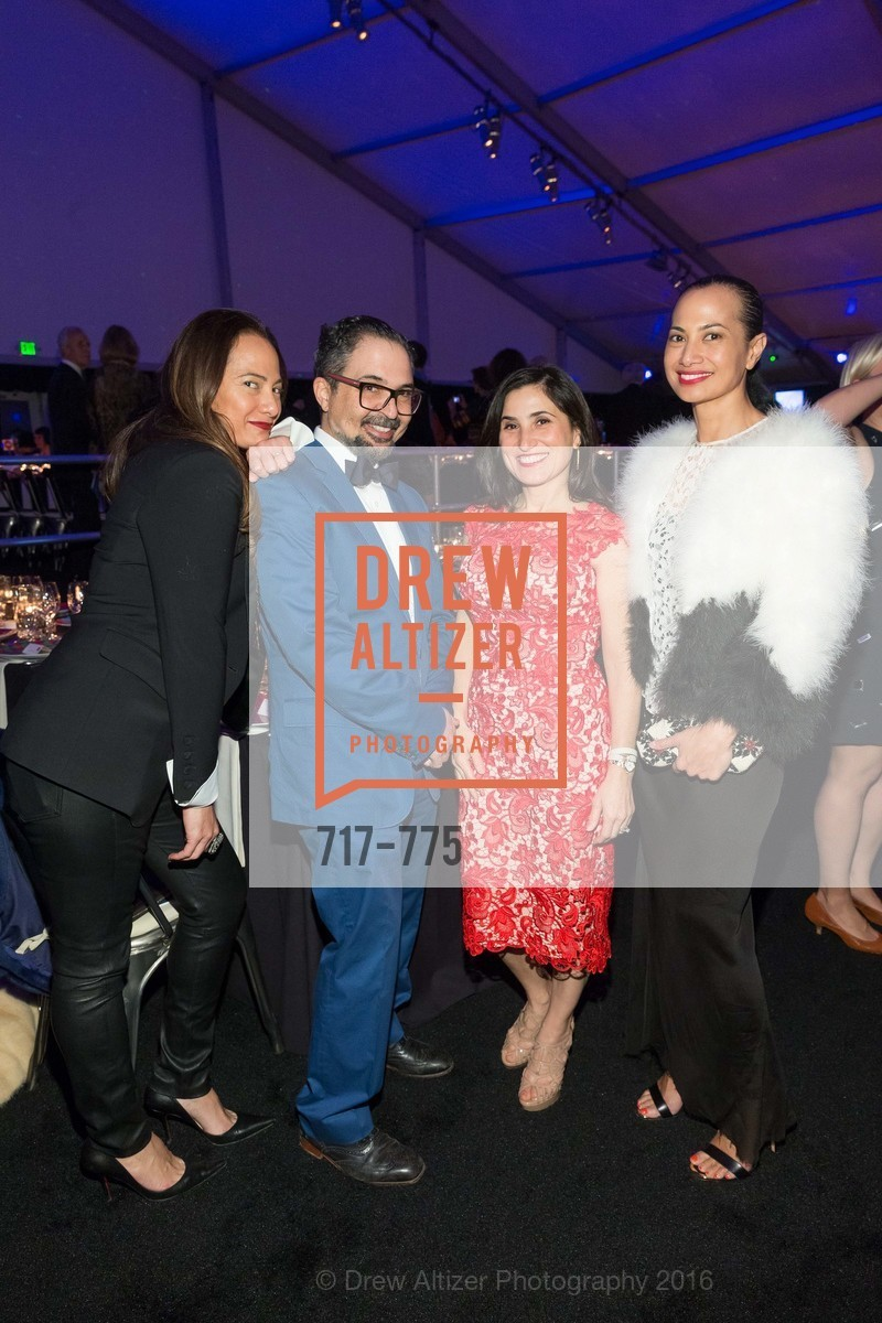 Gina Pell, James Joaquin, Zem Joaquin, Lily Achatz, UC Berkeley Art Museum & Pacific Film Archive Gala, BAMPFA. 2120 Oxford Street, January 28th, 2016,Drew Altizer, Drew Altizer Photography, full-service agency, private events, San Francisco photographer, photographer california